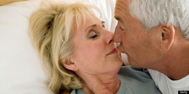 Painful sex menopause