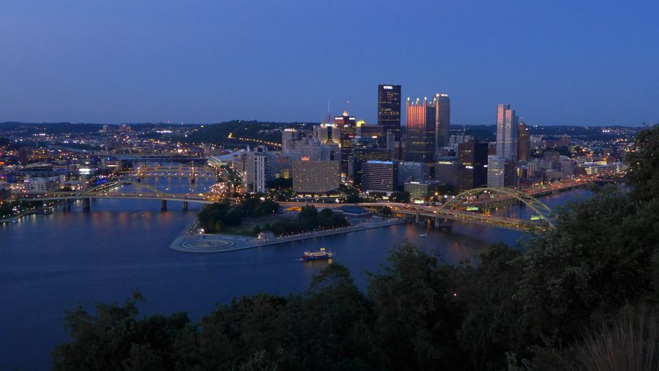 Pittsburg had an overall score of 79.9 in NerdWallet's ranking of the best metro areas for baby boomers.