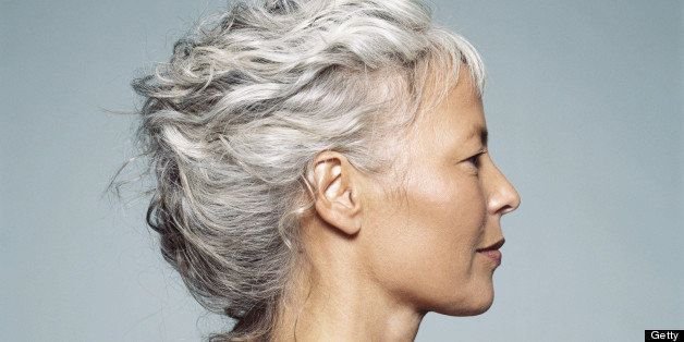 Aging Hair Signs And How You Can Treat Them | HuffPost