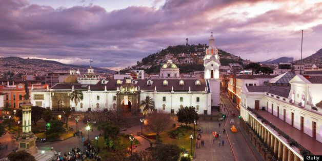 Quito, Ecuador: The Most Beautiful City In South America? | HuffPost