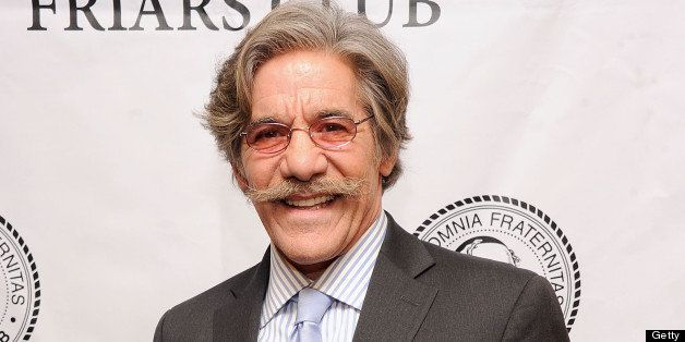 NEW YORK, NY - MARCH 15:  Geraldo Rivera attends 'So You Think You Can Roast?' at New York Friars Club on March 15, 2013 in N