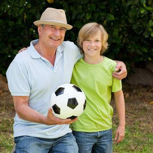 "What is the best thing you can say to your grandchild who is an aspiring athlete? In their article ""<a href=""http://www.thepo"