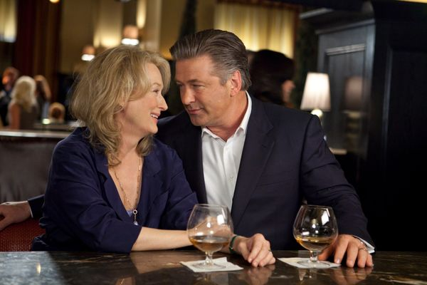 Meryl Streep and Alec Baldwin have terrific chemistry in this film about a divorced couple that find themselves lusting over