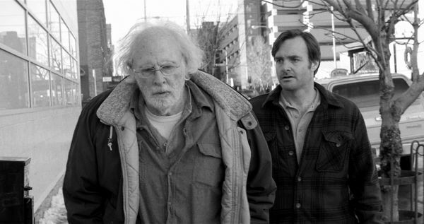 "Opening November 15th, Nebraska is a father-son road trip story, starring Bruce Dern as a <a href=""http://www.thedailybeast.c"