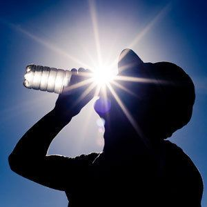 For normal healthy adults, thirst is an excellent indicator of your hydration needs. Although we've been told for years that