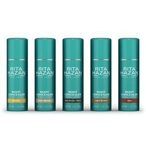 <strong>Spray: </strong>When it comes to sprays and hair, we're used to the kind that dispenses hold, not color. Enter Rita H