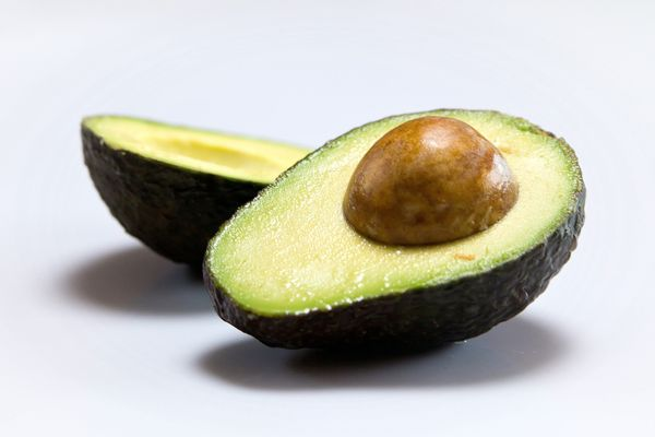 Like nuts and fish, avocados have a lot of good-for-you (and your skin) fats, but it doesn't stop there — avocados are also h