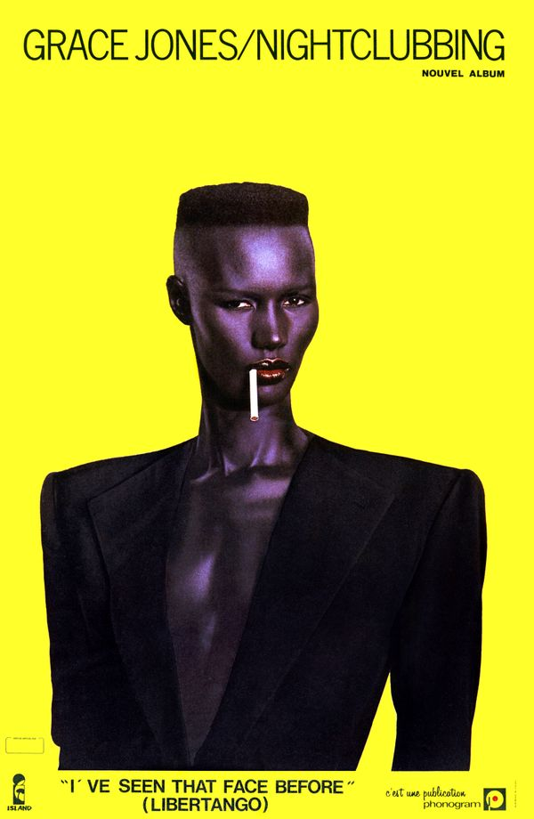 """<a href=""https://www.facebook.com/HuffPost50/posts/587448924660559"" target=""_blank"">Grace Jones</a>,"" said Charles Peterson."