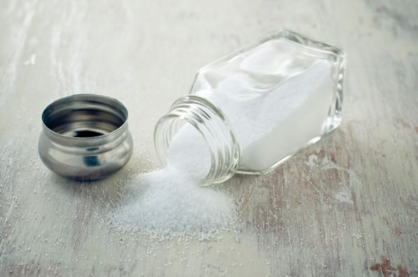 Here's some food for thought: A Japanese study found older women who consumed high amount of sodium were four times as likely