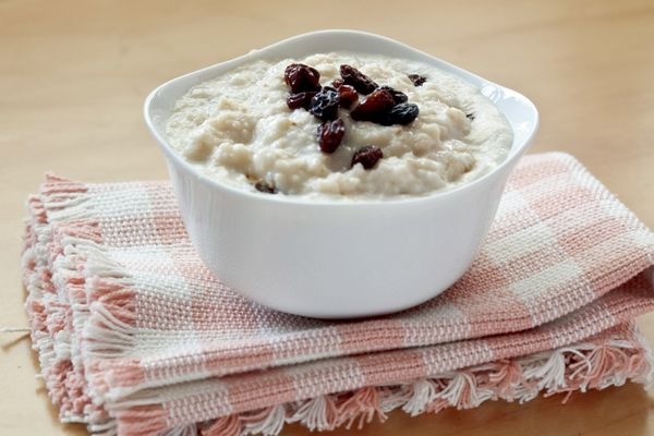 Start the day off with the right breakfast and hopefully it will end well for you too. Oatmeal is touted as a testosterone-bo