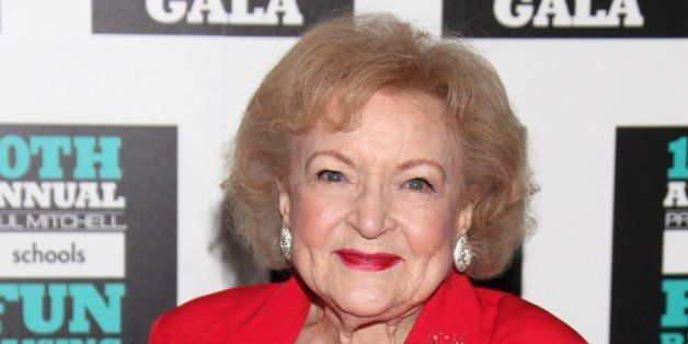 BEVERLY HILLS, CA - MAY 05:  Actress Betty White attends the Paul Mitchell's 10th Annual Fundraiser held at The Beverly Hilto