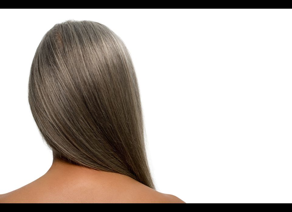 A silicone-based product that restores shine and adds