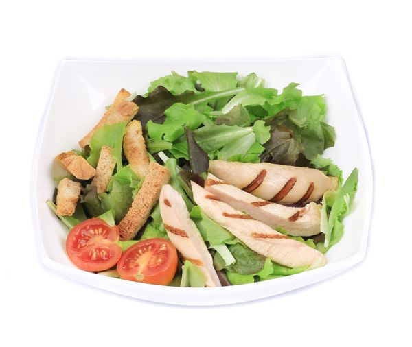 Diets higher in protein and moderate in carbohydrates are recommended to reduce total body fat. This type of daily diet also