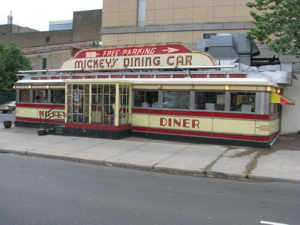 <strong>Location:</strong> St. Paul, MN    Since 1939, Mickey's Dining Car has been serving customers 24 hours a day, 365 day