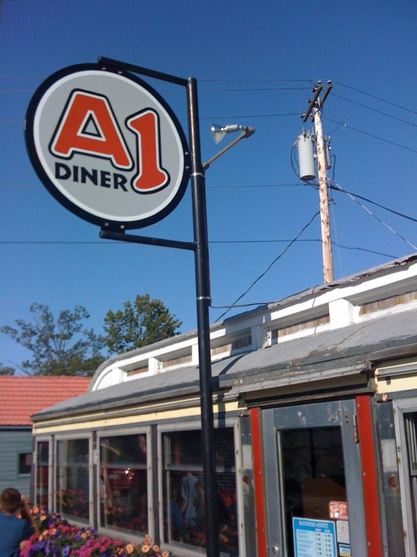 <strong>Location: </strong>Gardiner, ME    Since it opened in 1946, the A1 Diner has changed its name a few times, but what h