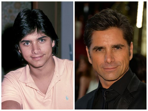 """Stamos first appeared on the Hollywood scene as the hunky Blackie Parrish on hit soap """"General Hospital,"""" before he landed hi"""