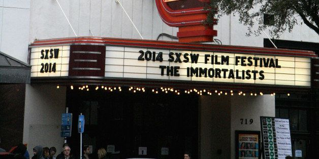 AUSTIN, TX - MARCH 08:  A general view of atmosphere at 'The Immortalists' Photo Op and Q&A during the 2014 SXSW Music, Film