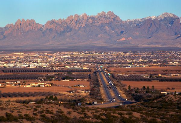 Las Cruces is home to New Mexico State University, where state residents age 65 and older are eligible to take courses for ju