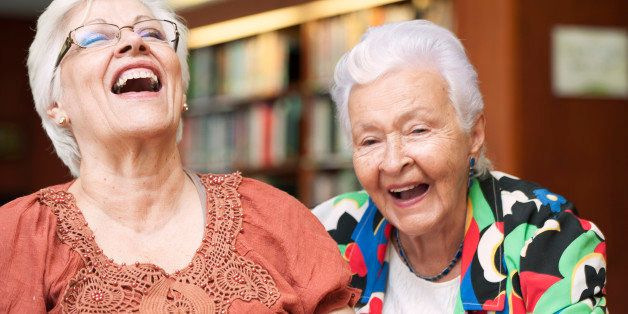 New Study Proves That Laughter Really Is The Best