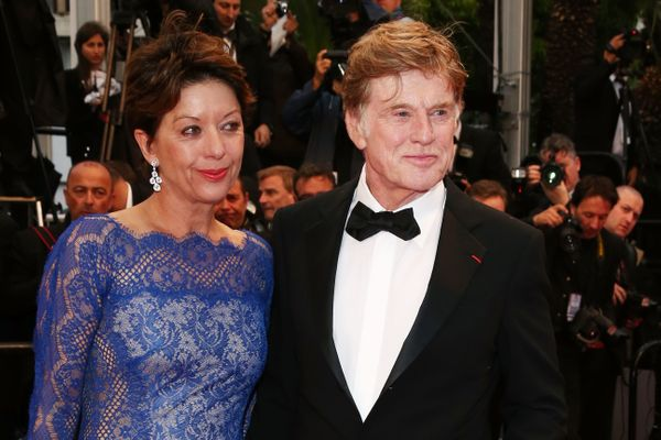 Marriage can be sweet, even the second time around, says Robert Redford. The notoriously private actor married his girlfriend