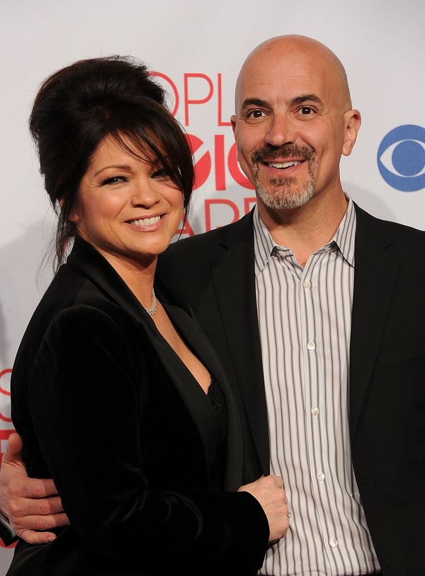 While she's known for her marriage to rocker Eddie Van Halen, Bertinelli has found love after 50 with her second husband, Tom