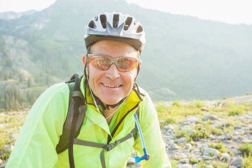 At 50, Dan Hurley, a business exec in California, saw a flyer for the California Coast Classic, a 525-mile bike ride benefiti