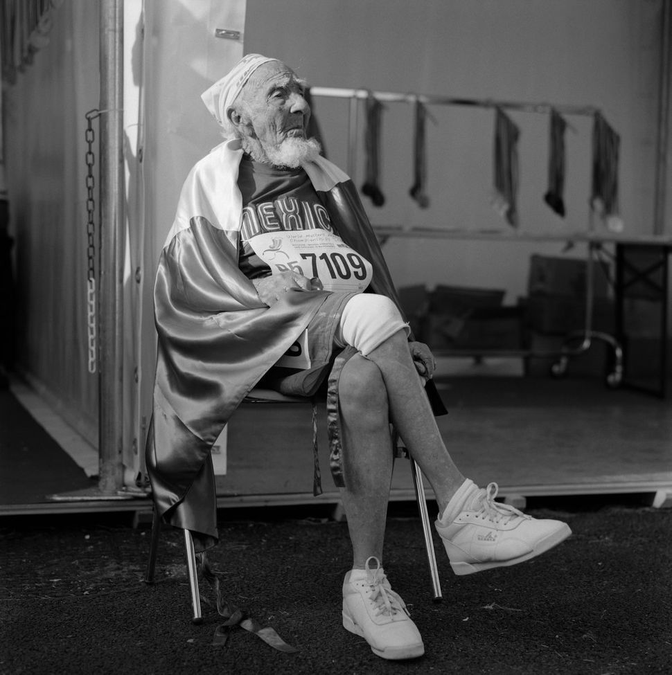 <strong>Manuel Gonzalez Muñoz, 95</strong>