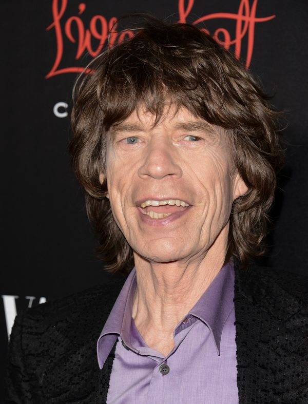 We all want the moves like Jagger, but did you know he was a great-grandpa? Yes, the rockstar and full time sex symbol not on