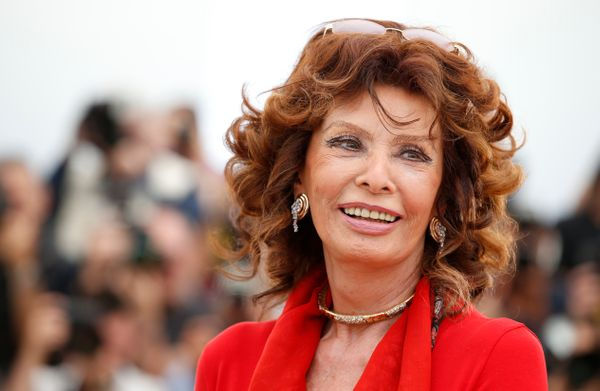 "Talk about genetic lottery. The sultry<a href=""http://blog.aarp.org/2013/09/19/catching-up-with-sophia-loren-who-turns-79-tod"