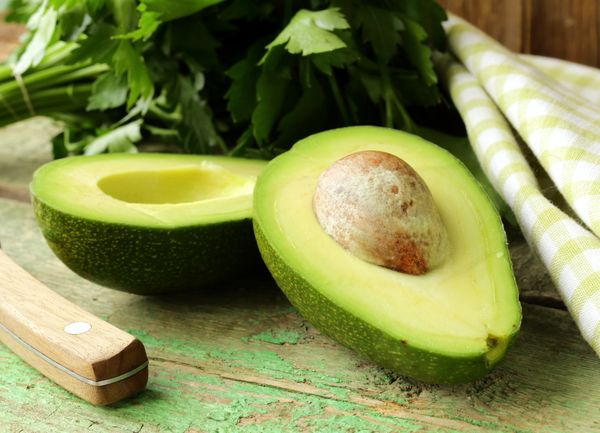 If you have dry, brittle hair, eat more avocados. They are high in omega-3 fatty acids, which moisturize your hair from the i