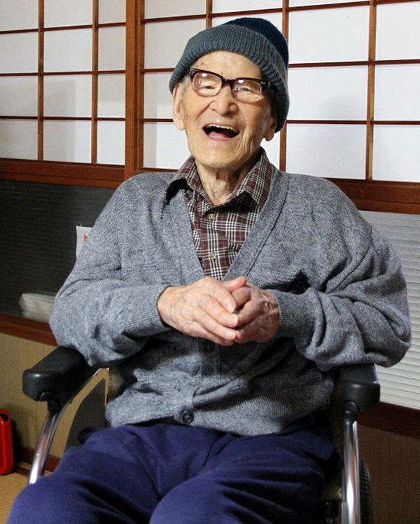 "When Jiroeman Kimura died in June 2012 at the age of 116, he had been the oldest man for <a href=""http://www.bloomberg.com/ne"