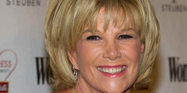 Joan Lunden On Challenges, Grief and Caregiving