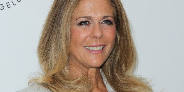 WESTWOOD, CA - SEPTEMBER 22:  Actress Rita Wilson attends the 24th annual Simply Shakespeare benefit reading of 'As You Like