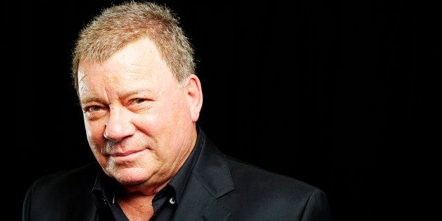 """William Shatner poses for a portrait in promotion of his concept album, """"Ponder the Mystery,"""" on Tuesday, Oct. 15, 2013 in Ne"""