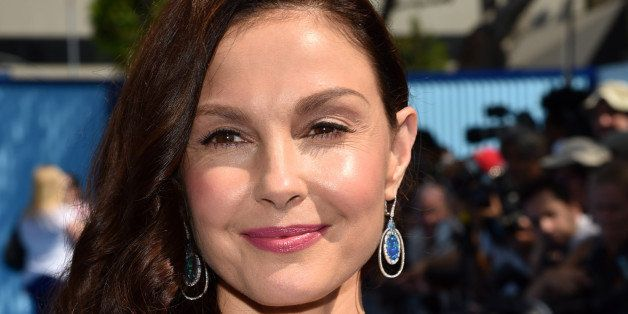 """Ashley Judd seen at the Los Angeles Premiere of Warner Bros. Pictures' and Alcon Entertainment's """"Dolphin Tale 2"""" held at the"""