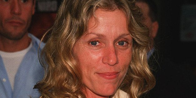 """Actress Frances McDormand arrives for the premiere of her new movie """"City By The Sea,"""" Monday, Aug. 26, 2002 in New York. """"Ci"""