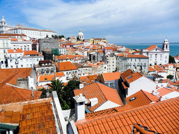 "<a href=""http://internationalliving.com/countries/portugal/"" target=""_blank"">Portugal's</a> mild climate, its low cost of liv"