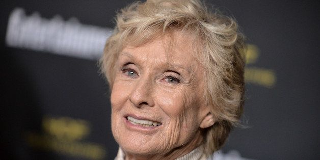 Cloris Leachman arrives at the 2014 Entertainment Weekly Pre-Emmy Party on Saturday, Aug. 23, 2014, in West Hollywood, Calif.