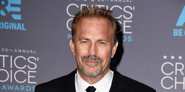 LOS ANGELES, CA - JANUARY 15:  Actor/filmmaker Kevin Costner poses in the press room during the 20th annual Critics' Choice M