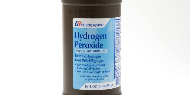 6 surprising uses for hydrogen peroxide huffpost