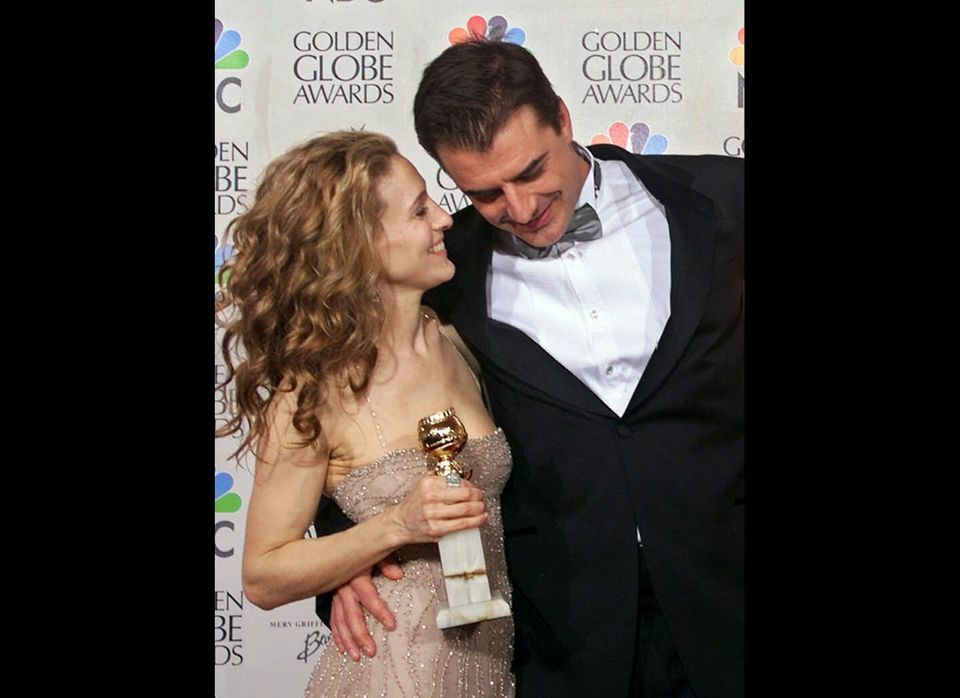 10. Sarah Jessica Parker and Chris Noth, $703 million, 'Sex in the City'  Credit: PA