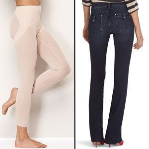 Choose: Butt-lifting underwear/ Rear-lift tights/ Posterior-enhancing pants<br> Over time, our rears can use a little youthfu