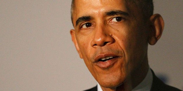 President Barack Obama speaks at AARP in Washington, Monday, Feb. 23, 2015. President Barack Obama says too few Americans app