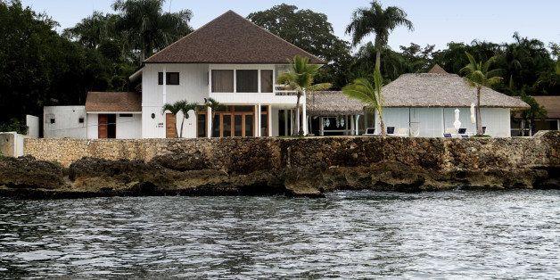Seaside villa in the resort Casa de Campo, La Romana, Dominican Republic