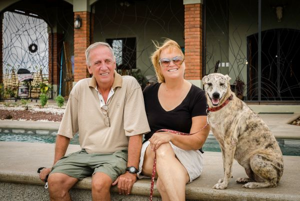 Amy and Darrell Bushnell moved to Nicaragua in 2006 from Charlotte, N.C. after five years of trips to Nicaragua. They say Nic