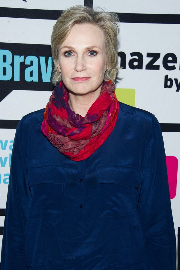 """Prior to starring in smash hit """"Glee,"""" Jane Lynch spent many years trying to get her big break, and enjoyed a number of guest"""
