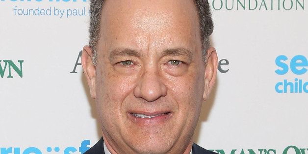 NEW YORK, NY - MARCH 02:  Actor Tom Hanks attends the SeriousFun Children's Network's New York City Gala at Avery Fisher Hall