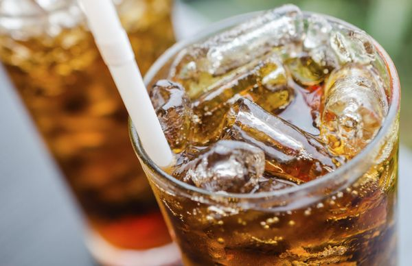 For some people, part of the fun of a cold, iced beverage is crunching through the cubes once the drink is done. But dentists