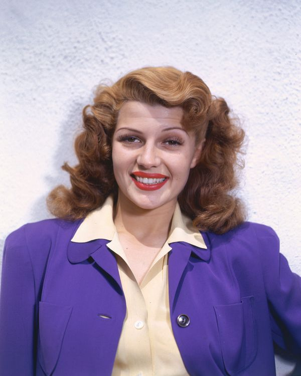 We like to think of Rita Hayworth as one of Hollywood's original redheads, paving the way for other flame-haired stars like E