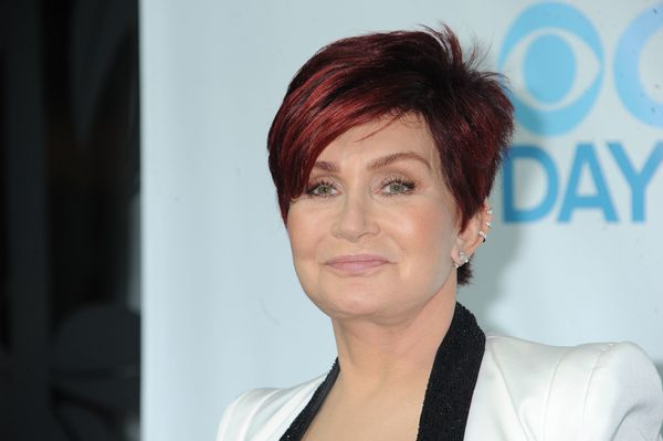 Actor, talk show host, and wife of infamous rocker Ozzy Osbourne, Sharon Osbourne, 62, takes clear delight in the privilege o